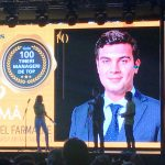 Daniel Farmache, CEO of E-INFRA, awarded in Top 100 Young Leaders Gala by Business Magazin